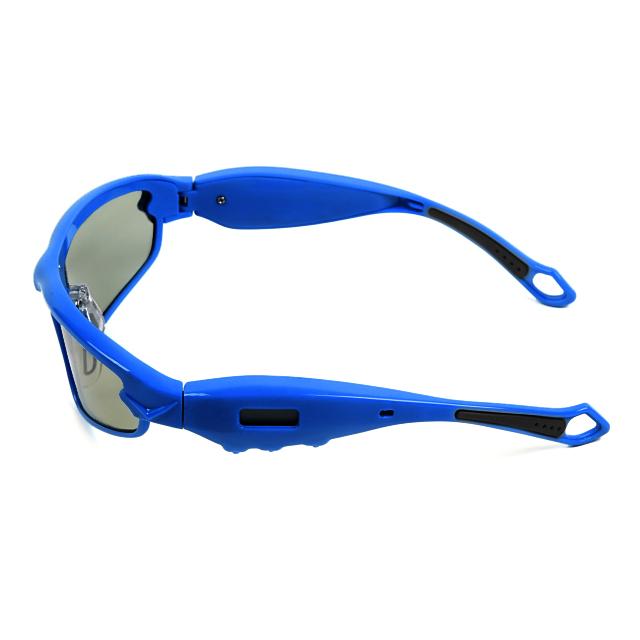 Visionup Athlete ネイビー・ブルー 横からのビュー