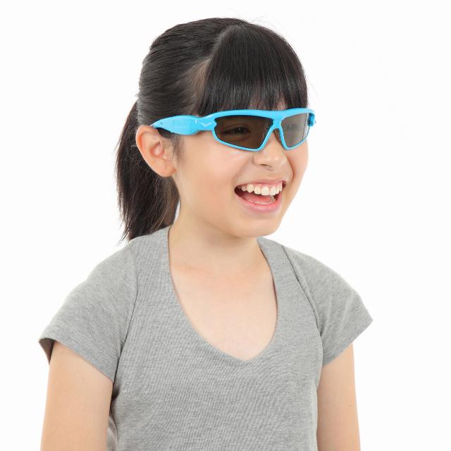 Visionup Junior ジュニア・ブルー 装着例