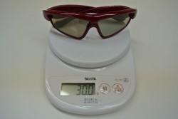 Visionupの重量は30g!