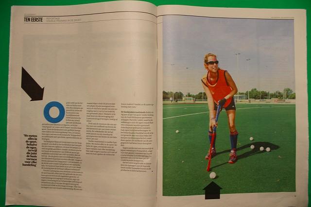 オランダ雑誌Volksklant記事