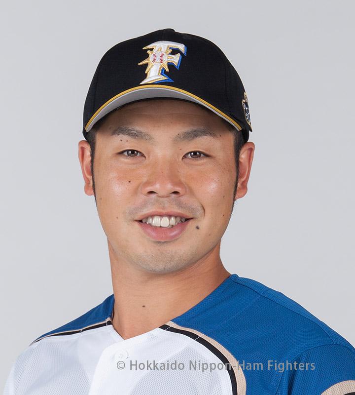 北海道日本ハムファイターズ 近藤健介選手